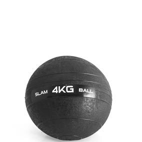 Slam Ball Liveup 4 Kg P/ Exercícios De Crossfit
