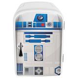 New Star Wars R2-d2 4 Litros Refrigerador Termoeléctrico