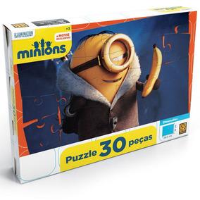 Puzzle 30 Peças Minions
