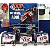 Baterías Lth Para Motocicleta