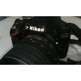 Camara Profesional Nikon D3200