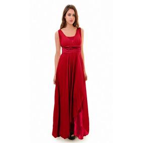 Vestido Elegante De Brishka