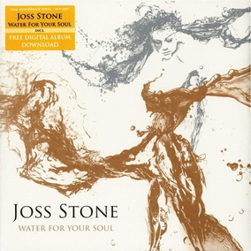 Lp Joss Stone Water For Your Soul Duplo 180gr Lacrado