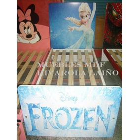 Cama Infantil Nena Frozen