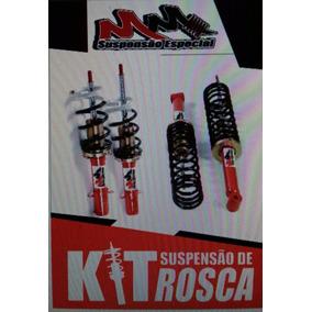 Kit Suspensão Rosca Regulável Golf 94 A 98