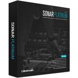 Cakewalk Sonar Platinum 23.7 / 32 & 64 Bits Ptbr + Brinde