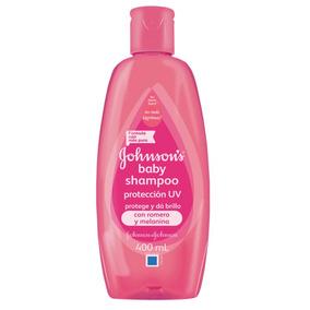 Johnsons Baby Shampoo Protección Uv X 400ml