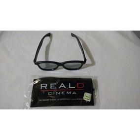 Anteojos Lentes 3d Real D Pasivos Made In Usa