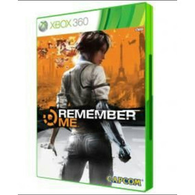 Juego Original Xbox 360 Para Todas Sin Destrabar Remember Me