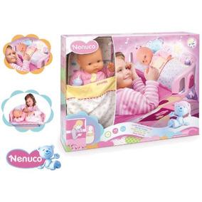 Nenuco Cunita Duerme Conmigo Jugueteria Bunny Toys