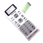 Frente Teclado Membrana Microondas Para Panasonic Nng55ar900