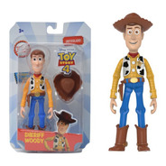 Woody Articulado -  Toy Story 4