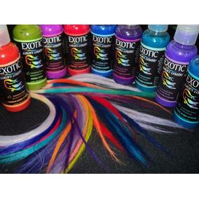 Cosplay Tintas Tonalizante Exotic Colors Criativ P/ Cabelos