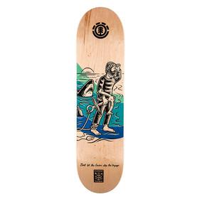 Deck Element Pioneers Timber Voyager 8.2 Skateboard