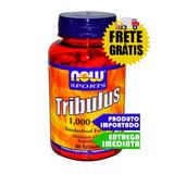 Tribulus Terrestris Now Sport Original 1000mg Frete Grátis