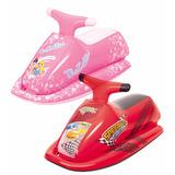 Moto De Agua Inflable Bestway Nena Nene Salvavidas Flotador