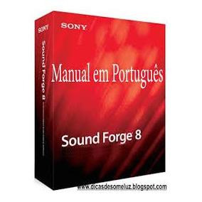 Manual Do Sound Forge 8 Em Português