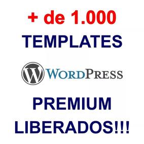1000 Templates Wordpress Premium Praticamente Grátis