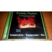 Estela Nuñez, Con Mariachi, Crei, Cd Album, Del Año 2004