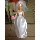Barbie Novia O (día De Boda)