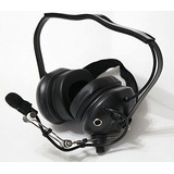 Auriculares Vox Ptt Para Kenwood Puxing Wouxun Con Mini Din