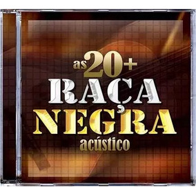 Cd - Raça Negra - As 20+ ( Lacrado )