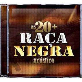 Cd - Raça Negra - As 20+ ( Lacrado )