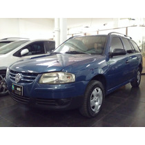 Volkswagen Gol Country 1.9 Sd Dh Aa Año 2008