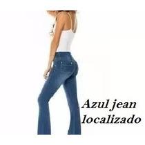 Jean Semi Oxford Levanta Cola Elastizados Moda Colombiana