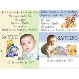 Foto Iman Souvenir Para Bautismo,15 Años,comunion Oferta !!!