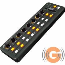 Controladora Dj Behringer X Touch Mini Pad Sampler - Goias