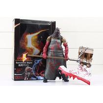 Figura De Ação Resident Evil Brinquedos De Terror Assustador