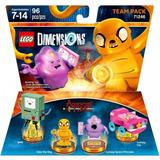 Lego Dimensiones Hora De Aventura Pack (universal)