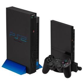 Play Station 2 Ps2 Slim Y Fat - Memoria+juego+chip, Original