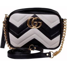 Bolsa Gucci Coração Em Couro Modelo Novo