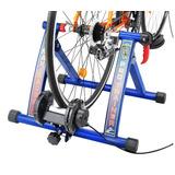Estacionaria Magnética Portátil Para Bicicletas 7 Veloc