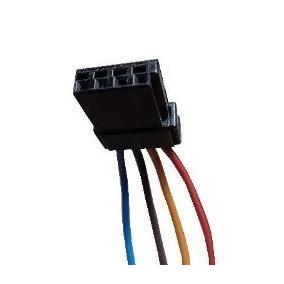 Plug Conector Chicote De Vidro Astra Celta Zafira Corsa Gol