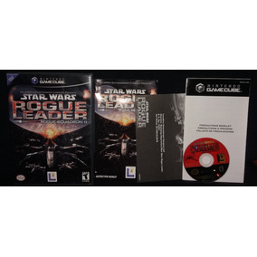 Star Wars Rogue Leader Rogue Squadron 2 - Original Game Cube