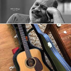 Violão Collings D2h (troco Gibson, Martin, Eric Clapton)