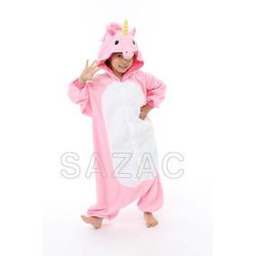 Pijama - Disfraz Unicornio Para Niño Infantil Unisex Cosplay