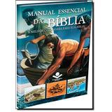 Manual Essencial Da Bíblia: A Melhor Companhia Para Sua Bí