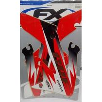 Kit De Calcas De Honda Crf 250 X 2004- 2007