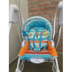 Mecedora Premium Baby Electrica Y A Pilas -impecable!!