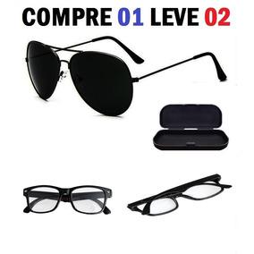11fe364d890af Oculos De Grau Masculino - Óculos De Sol Outras Marcas no Mercado ...