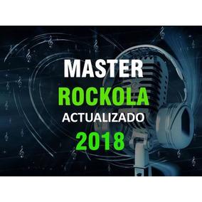 Master Rockola Disco 1tb 2018 Rockola Portable +envió Gratis