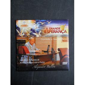 Alejandro Bullón - A Grande Esperança - Dvd