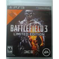 Ps3 Battlefield 3 Limited Ed $270 Seminuevo - Vendo O Cambio