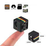 Ec Mini Camara Espia/oculta Hd 1080p 12mp C/v.noct. Y Det.mo