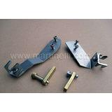 Kit Adaptação Motor De Popa Mercury 15 Super P/ Comando