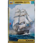 Zvezda 1/200 9034 French Frigate Acheron Fragata Aqueron